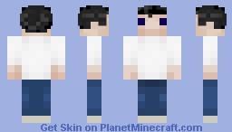 Clark Kent Minecraft Skin