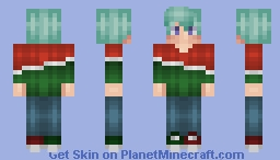 ❆𝓝𝓲𝓷𝓳𝓪𝓖𝓲𝓻𝓵2024❆ Who Says Christmas Is Over?!?! Minecraft Skin