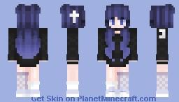 𝓜𝓮𝓮𝓽 𝓙𝓮𝓼𝓼𝓪𝓜𝓸𝓸𝓷! -𝓜𝔂 𝓞𝓒 𝓐𝓿𝓪𝓽𝓪𝓻 Minecraft Skin