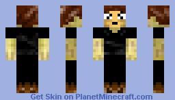 WHY U NO?! Minecraft Skin