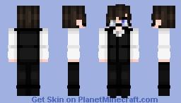 Wikipedia (jrdiehl96 skin series) Minecraft Skin