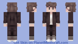 wilbur soot . old casual outfit Minecraft Skin