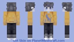wilbur soot . ghostbur Minecraft Skin