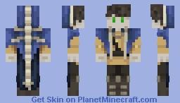 Origins SMP Wilbur Minecraft Skin