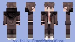 wilbur soot . pogtopia Minecraft Skin