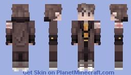 wilbur soot . revival Minecraft Skin