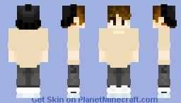 Wilbur Soot with beanie (E-Girl Song) Minecraft Skin