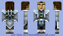 Legend of Korra - Tarrlok Minecraft Skin