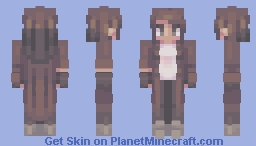 b u r n :) Dream SMP: Wilbur Minecraft Skin