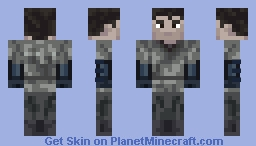 The Will to Act Minecraft Skin