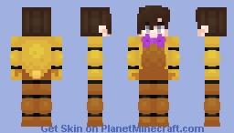 William Afton (FNaF) [Suit Version] Minecraft Skin