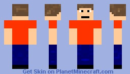 Will_o_tron Minecraft Skin