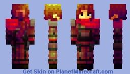 Wilt Under the Blazing Sun Minecraft Skin