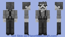 YOUNG / Ephraim Winslow - The Lighthouse Minecraft Skin