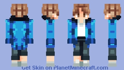 Winter ! Minecraft Skin