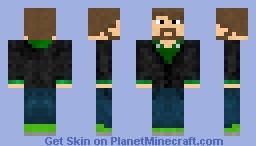 Winter Dave! Minecraft Skin