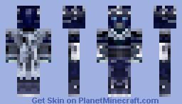 Winter King (Draugr Deathlord if you play Skyrim) Minecraft Skin
