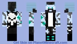 Ghost Wit Minecraft Skin