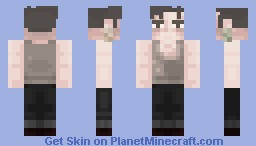 The Witch's Son (with reference picture!) Minecraft Skin