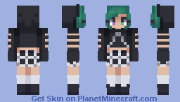 [ `` Witchy Vibes! `` ] [ Request! ] Minecraft Skin