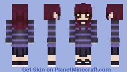 I like u inconveniently Minecraft Skin