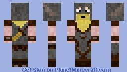 Dwarf- Noise Added Minecraft Skin