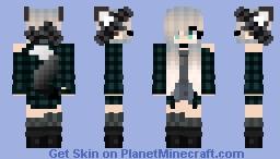 Wolfgirl Minecraft Skins Planet Minecraft Community