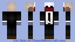 Payday: The Heist/Wolf minecraft skin