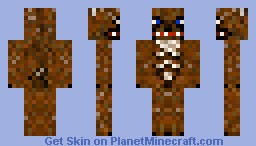Jacob the Werewolf [Looks much better in preview] Minecraft Skin