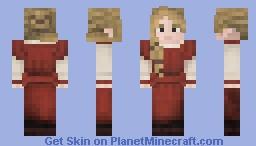 Vilavian Peasant #2 Minecraft Skin