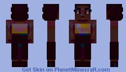 Woman Minecraft Skin
