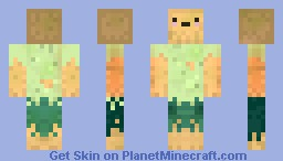 Wondercraft-Hero1 Minecraft Skin