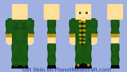 Wong Minecraft Skin