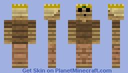 WoodPlanking skin request Minecraft Skin