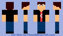 ZirconUK Minecraft Skin