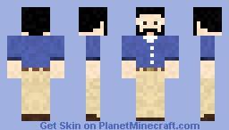 Work Man Minecraft Skin