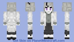 - Oh breathe, Without me, Still trying to flatter people with your fake image? - Minecraft Skin