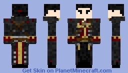 Ac Rogue Shay Cormac Minecraft Skin