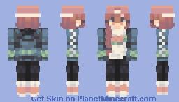 sour patch skin ; sf attack (late) Minecraft Skin