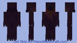 [FRP] Wraith 3rd Variation Minecraft Skin