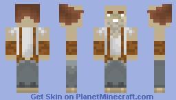 [preview looks better]wreck - Wreckateer[xbox skin] Minecraft Skin