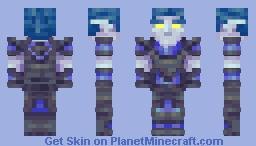 Dackinoru the Seeker Minecraft Skin