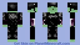 world war 2. slime soldier Minecraft Skin
