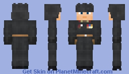 WW2 Soviet Tank Officer (Victory Parade 1945) Minecraft Skin