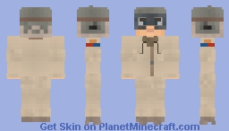 WW2 U.S tank Crew (3rd Armored Division) Minecraft Skin