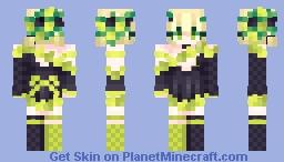 ️🔥 Wyld Fire [oc] ️🔥 Minecraft Skin
