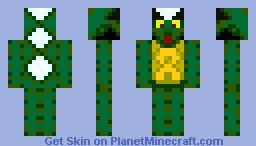 Lizard Minecraft Skin