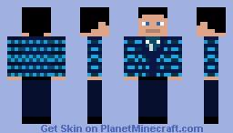 l.a. noire jack kelso Minecraft Skin