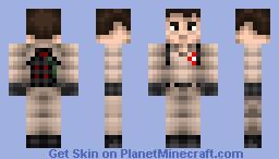 Ghostbuster Minecraft Skin