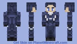 Xenon Minecraft Skin